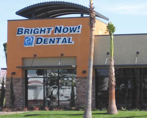 Bright Now! in Santa Ana: one of 55 offices in Southern California for Smile Brands Inc. lineup