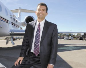 Flight: A blend of aviation expertise and business acumen is a reason for the success of TWC Aviation in Van Nuys.