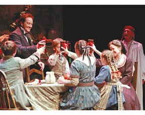 A Christmas Carol: showing at South Coast Repertory Nov. 26-Dec. 24
