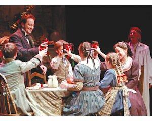 A Christmas Carol: showing at South Coast Repertory Nov. 26-Dec. 24