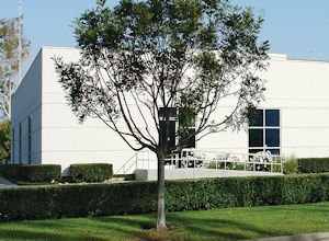 Laboratory Corp. of America's US Labs: at 2601 Campus Drive, Irvine