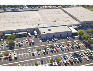 Available: industrial site turns over, offered for leasing