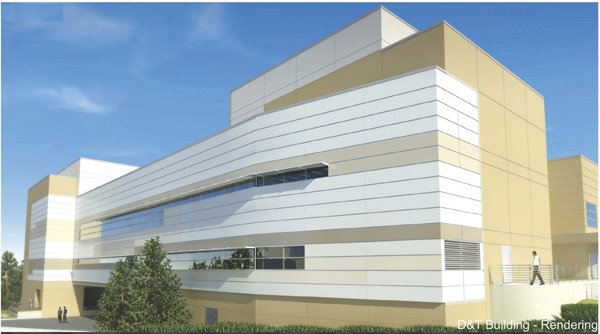 Major building projects at the Sharp Grossmont Hospital campus could start next year. They include the 86,330-square-foot Heart & Vascular Center.