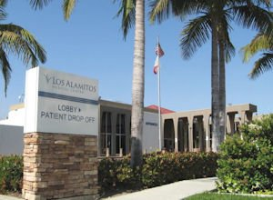 Los Alamitos Medical Center: one of three Tenet hospitals here