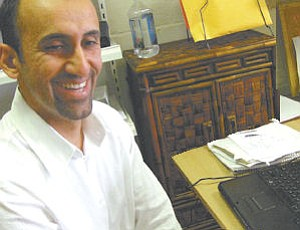 Start-up: Co-Founder Eman Talei says site will help businesses during tough economy.
