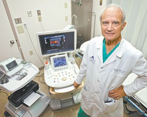 Treatment: Of all the hospitals contacted by Dr. George Andros about creating an amputation prevention center, only Valley Presbyterian saw the potential.