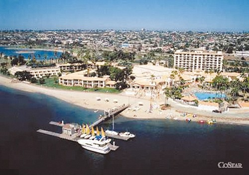 A $1.1 million renovation at the Mission Bay Hilton San Diego Resort & Spa is expected to be completed by Jan. 15.