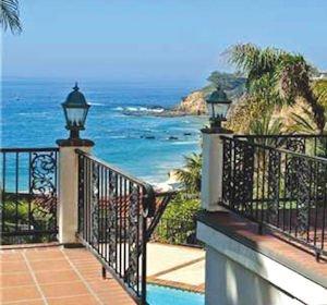 "165 Emerald Bay: ""killer view of Catalina"""