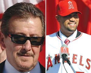 Moreno: set for big jump in cable revenue;  Pujols: star power in from St. Louis.