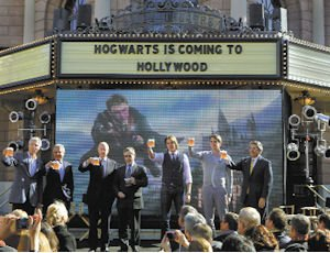 Harry Potter: A replica of Hogwarts castle will anchor the upcoming attraction.