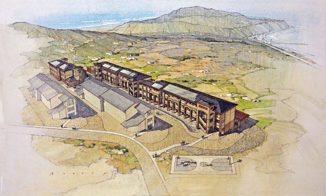 T.B. Penick & Sons has begun work on the $15.4 million Bachelor Enlisted Quarters at San Clemente Island. The facilities are scheduled for completion in March 2012.