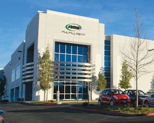 Headquarters: One of eight buildings leased by AMS Fulfillment. The company is nimble in managing its facilities.