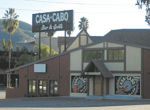 Hot Spot: Casa Cabo Bar & Grill is expected early this year.
