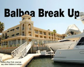 Balboa Bay Club: sources say other bidders in wings