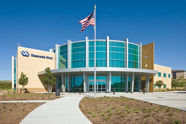 The building housing the VA Oceanside Clinic has been recently sold for $54.5 million.