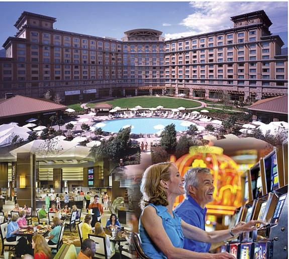 Pala Casino Spa Amp Resort San Diego Business Journal