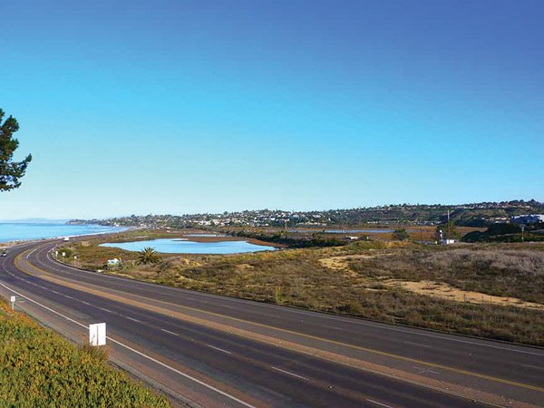 San Elijo Lagoon Conservancy has purchased a 3.44-acre site known as the Gateway Park Project, which is located on the east side of historic Coast Highway 101 and at the north end of Solana Beach. The acquisition means the preservation of view corridors and advances the conservancy's function as caretakers of the lagoon.