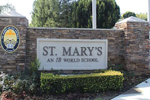 St. Mary's School: prepares students for global business
