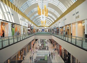 Renovate: Updated look for mall will be completed by October, manager said.