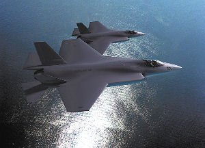 Planes: The U.S military is cutting back on F-35 purchases.