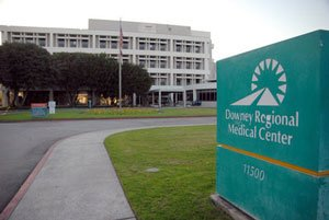 Downey Regional Medical Center has reorganized.