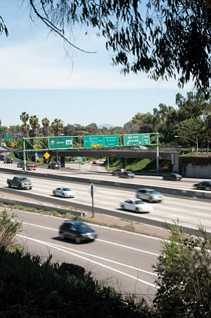 When it comes time for a company to relocate, the decision-makers often factor in a building's proximity to a freeway, say business and real estate industry officials.