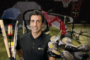 John Sarkisian's Pro Performance Sports has hundreds of sports training products on the market. The manufacturer recently moved into a Carlsbad building vacated by Callaway Golf.