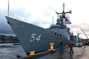 Photo courtesy of U.S. Navy / Kyle Steckler