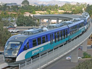 Ridership at NCTD has increased year to date on all three of the transportation modes it operates, including the Sprinter light rail line between Oceanside and Escondido. The region is trying to make the mass transit system more convenient and dependable.