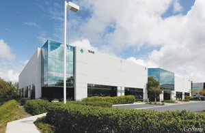 Kilroy Realty Corp. of Los Angeles recently leased this 48,709-square-foot building on Pacific Center Court in Sorrento Mesa to Qualcomm Inc. for a term of five years and five months.