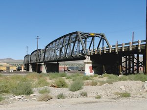 San Diego-based Simon Wong Engineering has been selected to provide engineering services and to eventually replace the 82-year-old First Street Bridge in Barstow.