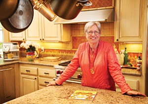 Karin Eastham, after a long and highly successful corporate career, has developed a unique teambuilding program that brings people together in her kitchen to prepare a team dinner that captures workplace dynamics.