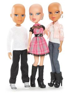 MGA dolls for cancer patients.