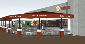 The former Pat & Oscar's restaurant is changing its name to O's American Kitchen. The new eatery will feature a new ambience and a revamped menu, while retaining some of the old favorites.