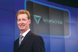 Neurocrine Biosciences President and CEO, Kevin Gorman, said there are few treatments for endometriosis.