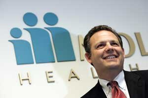 J. Mario Molina, the former chief executive of Molina Healthcare Inc. and son of the company's founder who was removed from his position in May.