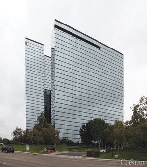 Irvine Co. recently purchased the Centerside I office tower in Mission Valley for $52 million.