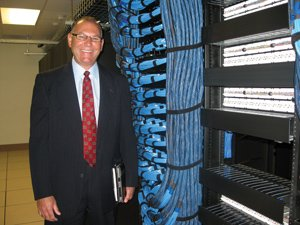 Greg Walls, director of Rady Children's Hospital-San Diego's IT infrastructure, says that the hospital's entire IT infrastructure has been rebuilt in the past five years, which has included the addition of a new data center.