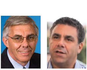 Leyden (left): from chief operating officer to president of WD subsidiary; Cordano: joined from Hitachi, named president of division