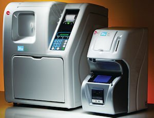 Product: Iris will distribute a blood analysis system (above) by Alifax S.p.A. this fall.