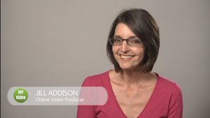 Jill Addison helps guide businesses through the trials of video production with her do-it-yourself offerings. Addison is part of the growing trend of 'information marketers.'