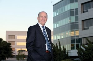 San Diego's chief operating officer, Jay Goldstone, looks back with some satisfaction as he winds down his tenure.