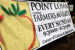 Many small family farms sell their offerings in 54 county-certified farmers markets operating year round.