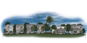 A gated enclave of 14 new single-family homes is now under construction in the village of La Jolla on land previously owned by the Copley publishing family. Located at 7740 Ivanhoe Ave., Heritage on Ivanhoe LLC purchased the property in 2011 from the Copleys.