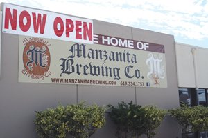 Craft beer maker Manzanita Brewing Co. of Santee has entered into an agreement.