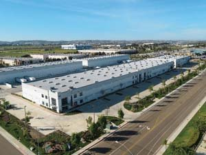 Cassidy Turley San Diego announced that it facilitated the final sale of a 34,297-square-foot building at Britannia Industrial Park in Otay Mesa for $2.6 million. The five-building project is part of a larger 34-acre master-planned business park developed by Kearny Real Estate.
