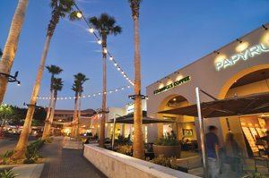 Since completing a $20 million renovation, Del Mar Highlands Town Center in Carmel Valley has signed up eight new restaurants among other businesses, and is currently fully leased. Operator Donahue Schriber acquired two other San Diego County retail centers earlier this year.
