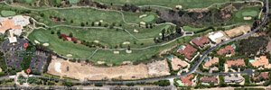 Seven lots, the last remaining in The Farms Golf Community in Rancho Santa Fe, were sold recently for $3.75 million by Colliers International.