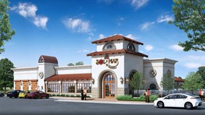 Bazaar del Mundo plans to open its fourth local restaurant in the spring, called Casa Sol Y Mar, in a Carmel Valley space recently vacated by Red Robin. The local company's current full-service Mexican eateries include Casa de Bandini in Carlsbad.