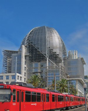 Turner Construction Co. was recently named by the Engineering News-Record as the number one general builder and green contractor in the nation for its work on such projects as the $185 million San Diego Central Library.